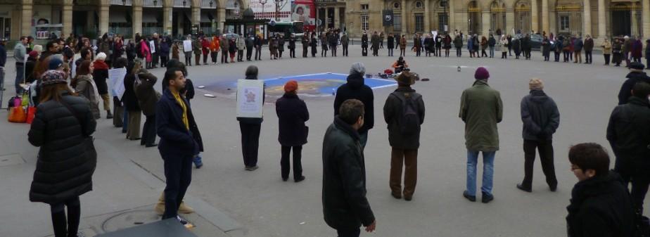 Cercle de silence de Paris